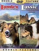 Double Feature Lassie's Great Adventure Paint Clr Nr