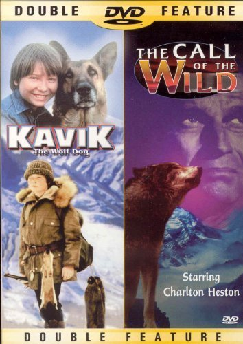 Kavik The Wolf Dog Call Of The Double Feature Clr Nr