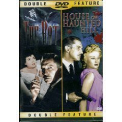 House On Haunted Hill Bat Double Feature Clr Nr