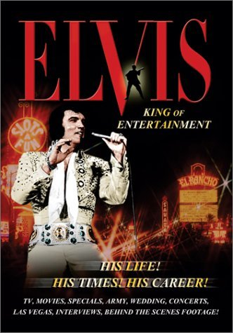 Elvis Presley Elvis King Of Entertainment Clr Nr
