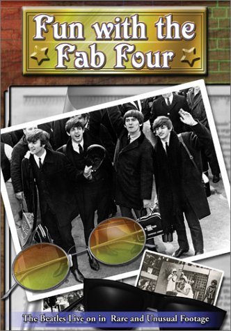 Beatles Fun With The Fab Four DVD R Fun With The Fab Four
