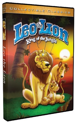 Leo The Lion King Of The Jungl Leo The Lion King Of The Jungl Clr Nr