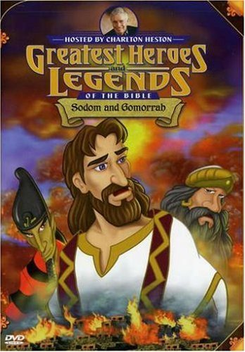 Sodom & Gomorrah Greatest Heroes & Legends Of T Nr