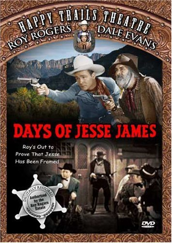 Days Of Jesse James Rogers Evans Bw Nr