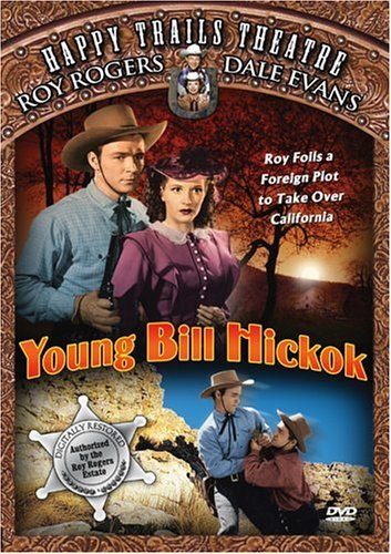 Young Bill Hickok Rogers Evans Bw Nr