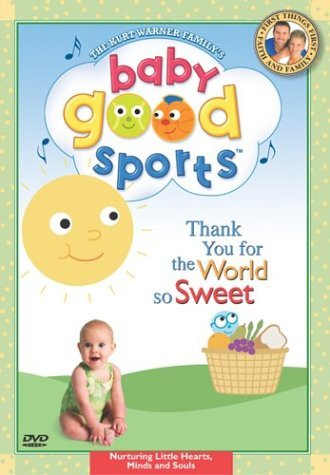 Baby Good Sports Thank You For The World So Swe Clr Nr