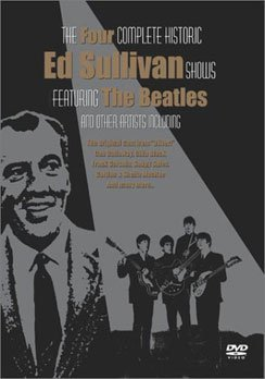 Ed Sullivan Show Presents The Beatles Bw Nr 4 DVD