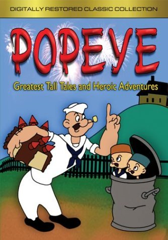 Popeyes Greatest Tall Tales & Popeye Nr