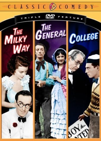 Milky Way General College Classic Comedy Triple Feature Bw Nr 3 On 1