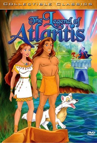 Legend Of Atlantis Legend Of Atlantis Clr Nr