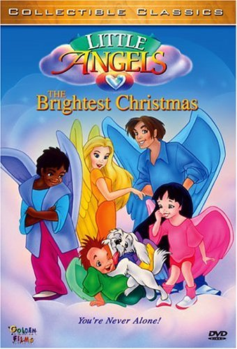 Little Angels Brightest Christmas Clr Chnr