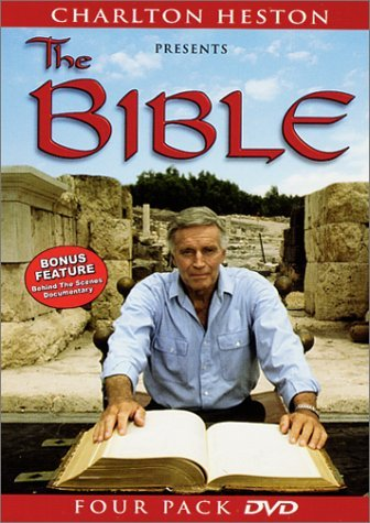 Bible Complete Series Heston Charlton Clr Nr 4 DVD