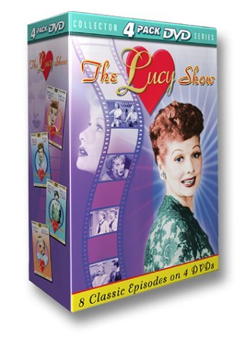 Lucy Show 4 Pack Lucy Show 4 Pack Clr Nr 4 DVD