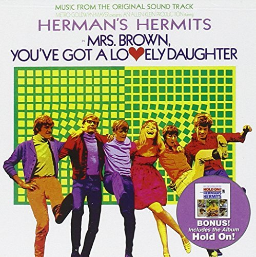 Herman's Hermits Mrs. Brown You've Got A Lovely Hold On!