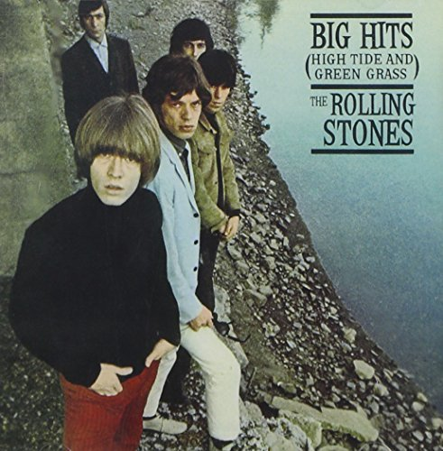 Rolling Stones Big Hits (high Tide & Green Gr Remastered