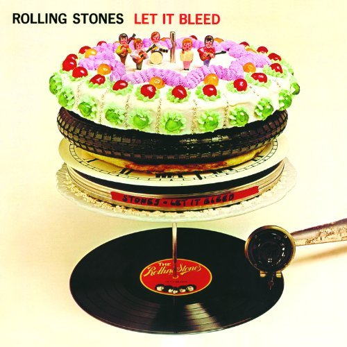Rolling Stones Let It Bleed Remastered