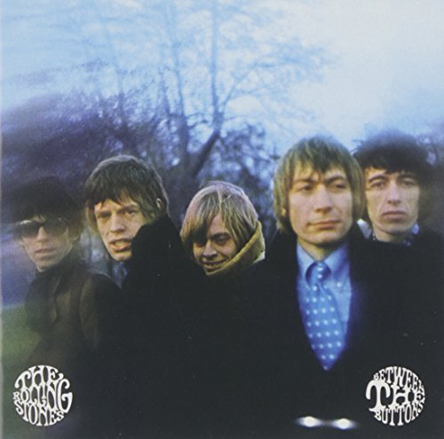 Rolling Stones Between The Buttons Remastered