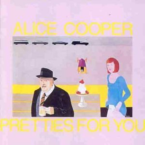 Alice Cooper Pretties For You Import Swe