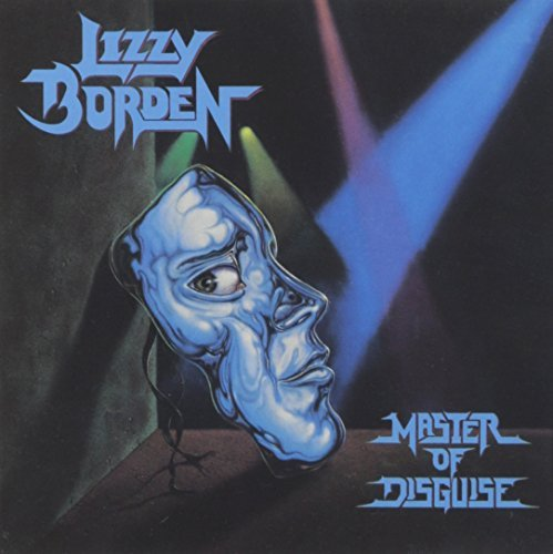 Lizzy Borden Master Of Disguise