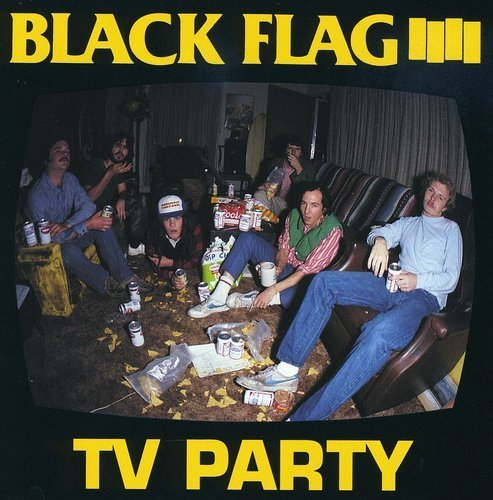 Black Flag Tv Party