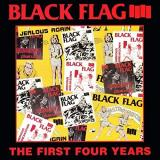 Black Flag First 4 Years