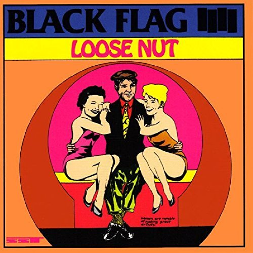 Black Flag Loose Nut