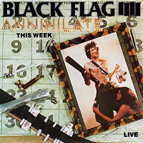 Black Flag Annihilate This Week