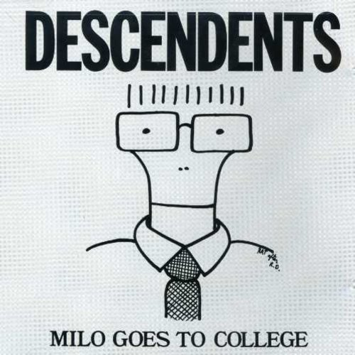 Descendents Milo Goes To College