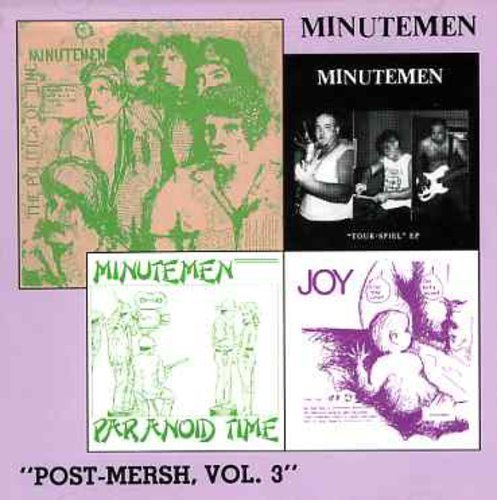 Minutemen Post Mersh No. 3