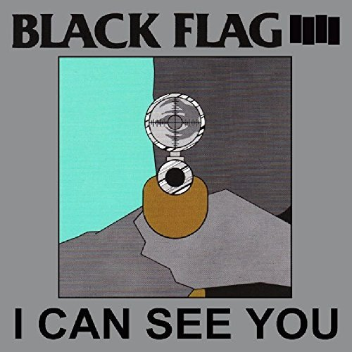 Black Flag I Can See You