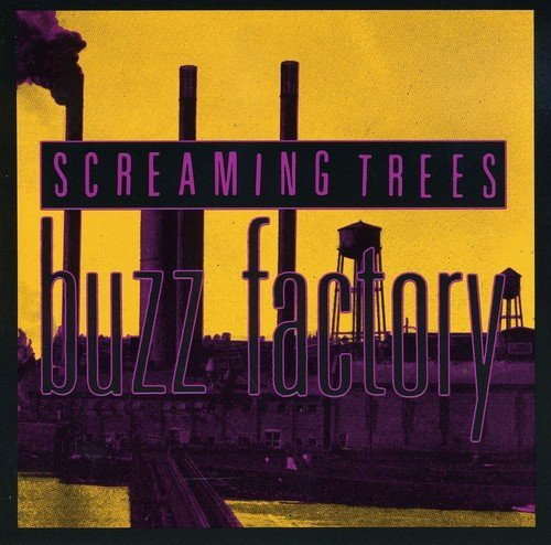 Screaming Trees Buzz Factory
