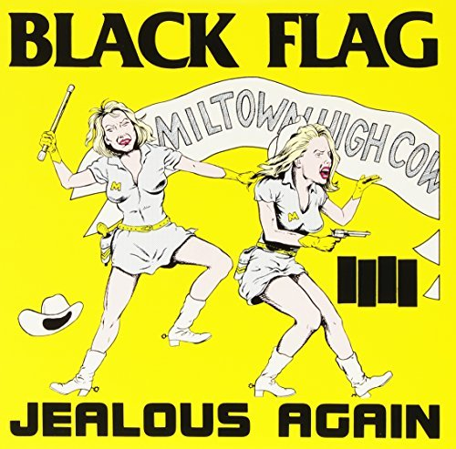 Black Flag Jealous Again