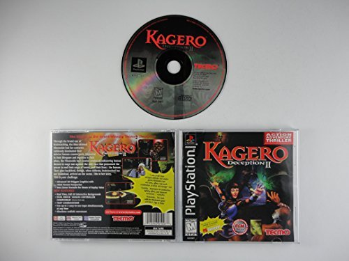 Psx Kagero Deception 2 M