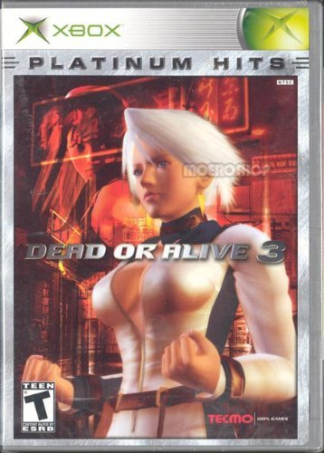 Xbox Dead Or Alive 3 Rp