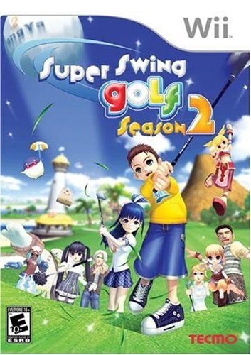 Wii Super Swing Golf 2