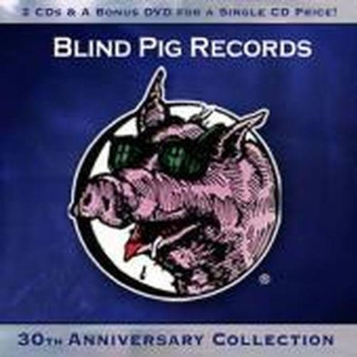Blind Pig Records 30th Anniver Blind Pig Records 30th Anniver 2 CD Incl. DVD