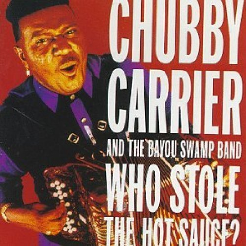Chubby Carrier Who Stole The Hot Sauce?