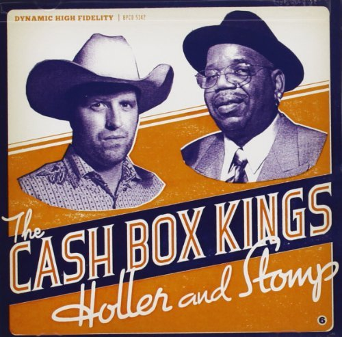 Cash Box Kings Holler & Stomp
