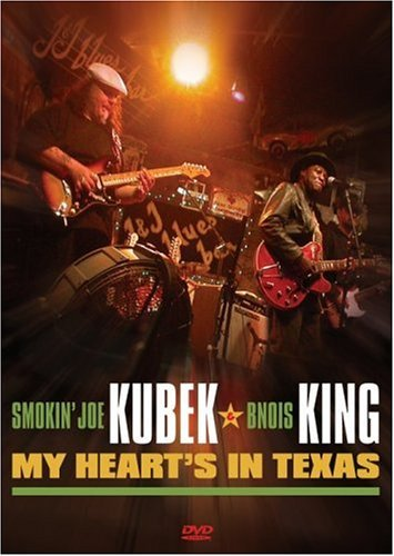 Smokin' Joe Band & Bnois Kubek My Heart's In Texas Nr