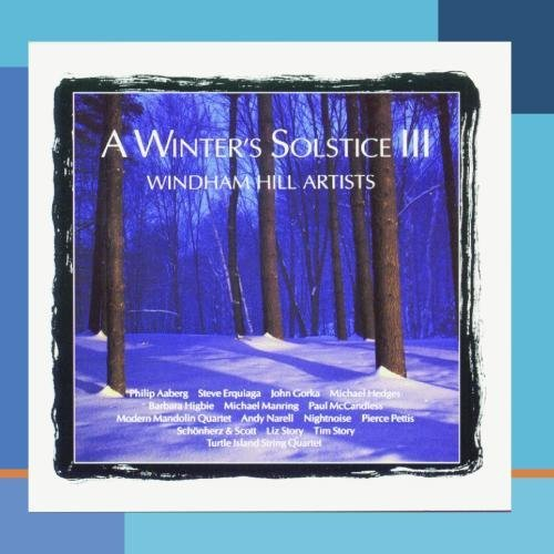 Winter's Solstice Vol. 3 Winter's Solstice CD R Manring Higbie Aaberg Hed Winter's Solstice