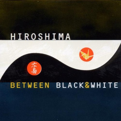 Hiroshima Between Black & White
