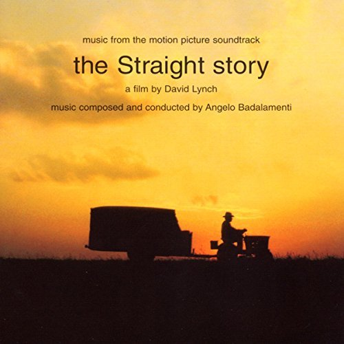 Straight Story Soundtrack CD R