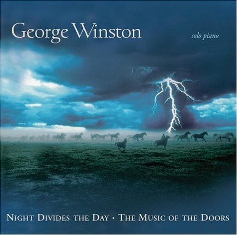 George Winston Night Divides The Day Music Of Enhanced CD