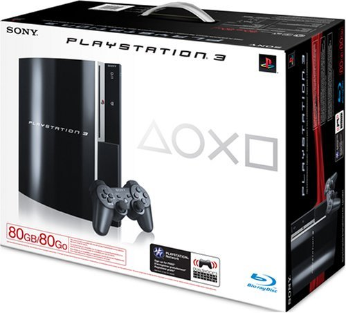 Ps3 System 80gb 2008 Version