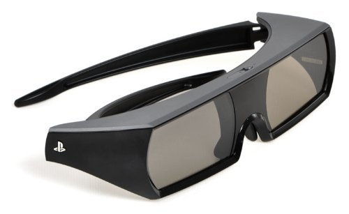 Ps3 Accessory Playstation 3d Glasses Universally Compatible With Active 3d Tvs