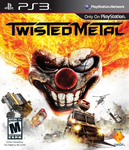 Ps3 Twisted Metal Sony Computer Entertainme Twisted Metal