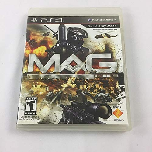 Ps3 Mag Do Not Buy!!! Mag