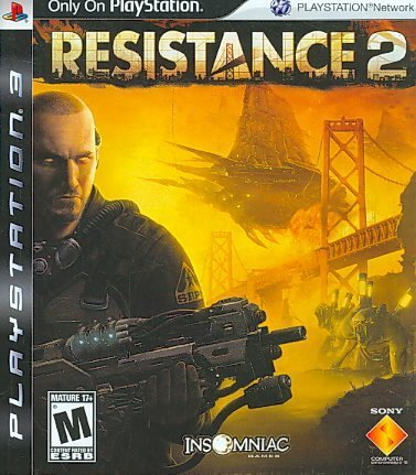 Ps3 Resistance 2 Sony Computer Entertainme Resistance 2