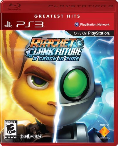 Ps3 Ratchet & Clank Crack In Time Sony Computer Entertainme Ratchet & Clank Future Crack In Time