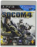 Ps3 Socom 4 U.S. Navy Seals Socom 4 U.S. Navy Seals